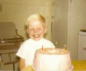 Lonny 4th Birthday Sep 14 1970